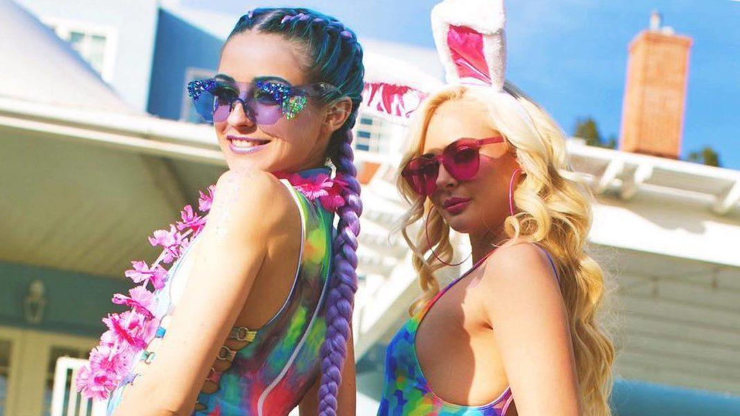 Glitterfest Festival Wear Zoom Party